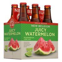 New Belgium Juicy Watermelon Lime Ale 6PK btl BeerPulse
