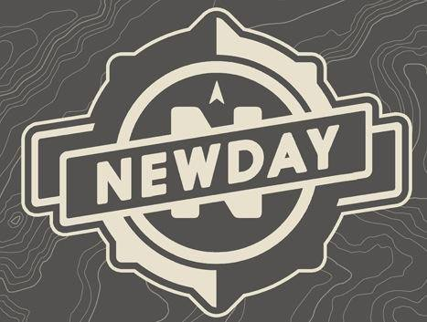 New Day Craft Logo_Topo Background