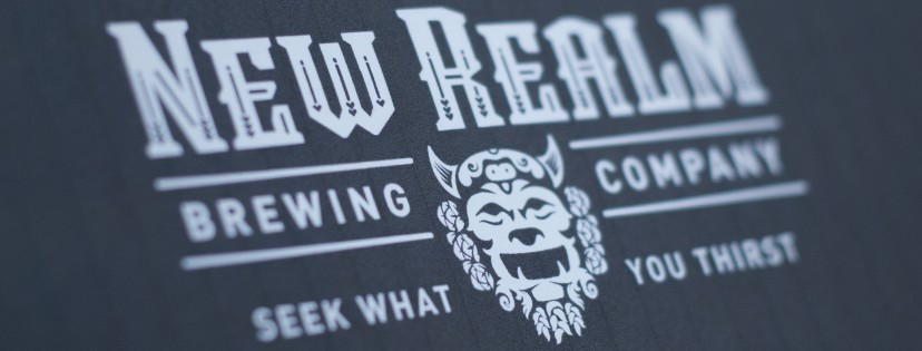 New Realm Brewing Company banner BeerPulse