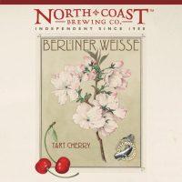 North Coast Tart Cherry Berliner Weisse label BeerPulse