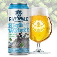 RiverWalk High Waters Hoppy Session Ale Series BeerPulse
