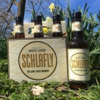 Schlafly White Lager 6pk bottle BeerPulse