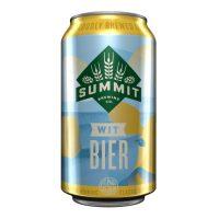 Summit Wit Bier can BeerPulse