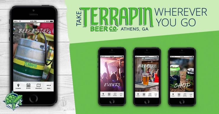 Terrapin Beer mobile app BeerPulse