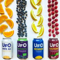 UFO BEER New Cans BeerPulse II