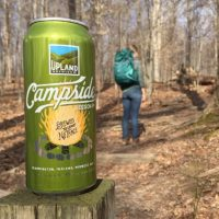Upland Campside Session Ale can BeerPulse