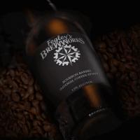 fegleys brew works bourbon barrel imperial coffee stout bottle beerpulse