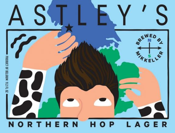 Astley's Northern Hop label BeerPulse