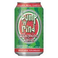 Boulder Beer Bump n Rind can BeerPulse