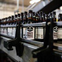 BridgePort Multi Ball Double IPA bottling line BeerPulse