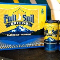 Full Sail Exit 63 Blonde Ale cans BeerPulse
