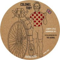 Jester King The Kernel Colonel Toby label BeerPulse