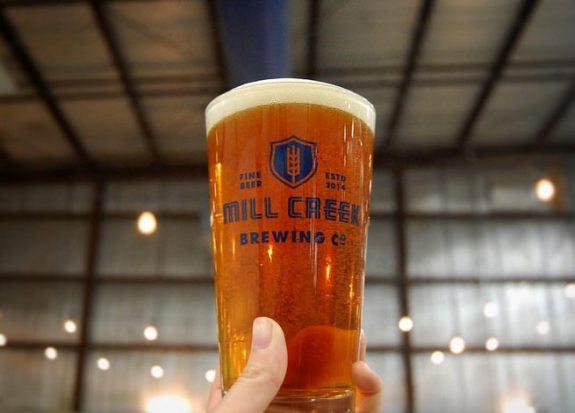 Mill Creek Brewing Co Amber Lager BeerPulse