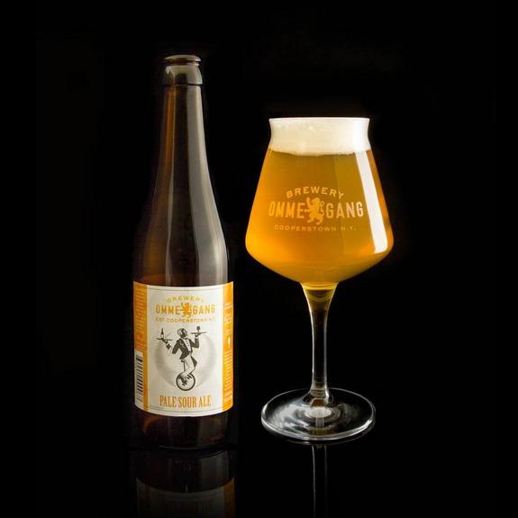 Ommegang Pale Sour Ale bottle BeerPulse
