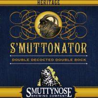 Smuttynose Smuttanator label BeerPulse II