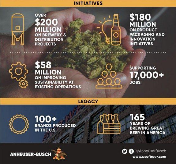 Anheuser Busch Capital Investment II 2017 BeerPulse