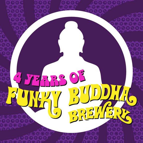 Funky Buddha Brewery 4 Years BeerPulse