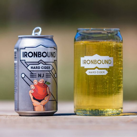 Ironbound Hard Cider BeerPulse