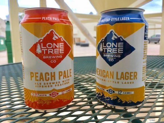 Lone Tree Brewing Co Rebrand BeerPulse