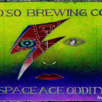 Oso Space Oddity label BeerPulse
