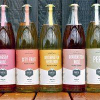 Seattle Cider Co. Harvest Series 2016 bottles BeerPulse