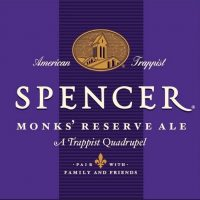 Spencer's Trappist Quad label BeerPulse II