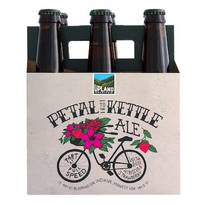 Upland Petal to the Kettle Kettle-Soured Ale debuts in summer lineup