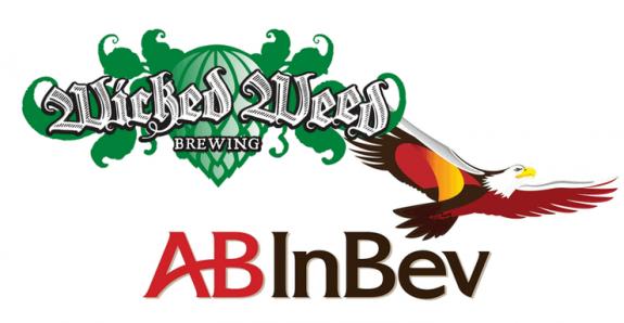 Wicked Weed AB InBev logo