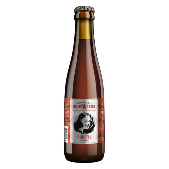 ommegang brunetta bottle beerpulse