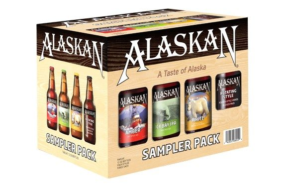 Alaskan sampler pack BeerPulse
