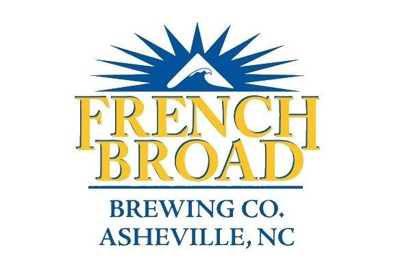 French Broad Brewing Co logo BeerPulse rectangle