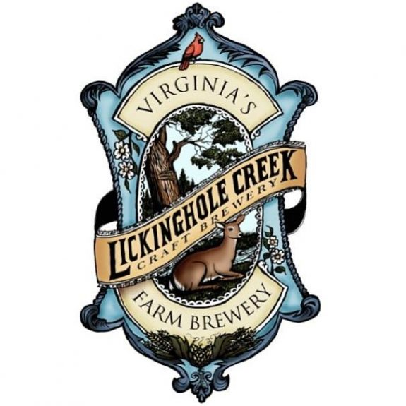 Lickinghole Creek Craft Brewery logo BeerPulse