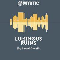 Mystic Luminous Ruins label BeerPulse 2
