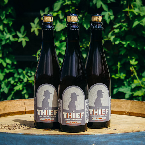 Societe The Thief bottles BeerPulse II