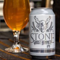 Stone Ghost Hammer IPA cans BeerPulse