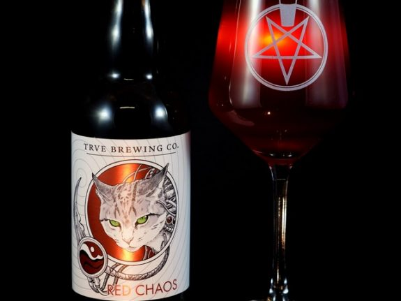 TRVE Red Chaos bottle BeerPulse
