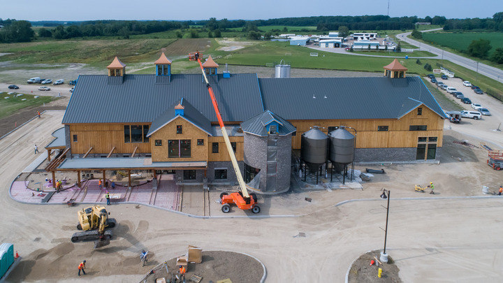 Cowbell Brewing Co To Open Destination Brewery In Blyth Ontario On August 7th Beerpulse