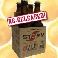 Newport Storm LocAle banner BeerPulse