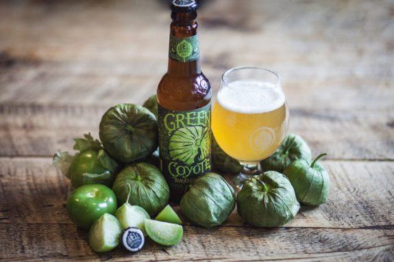 Odell Green Coyote 12oz bottle BeerPulse
