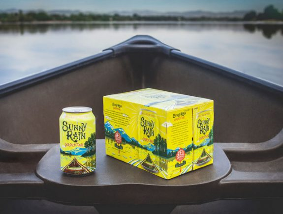 Odell Sunny Rain cans BeerPulse