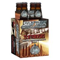 Star Trek Symbiosis beer Shmaltz BeerPulse
