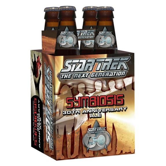 Star Trek Symbiosis beer Shmaltz BeerPulse