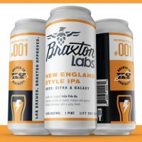 Braxton New England IPA 001 BeerPulse