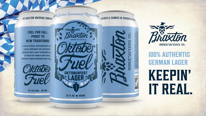 Braxton Oktober Fuel Lager BeerPulse