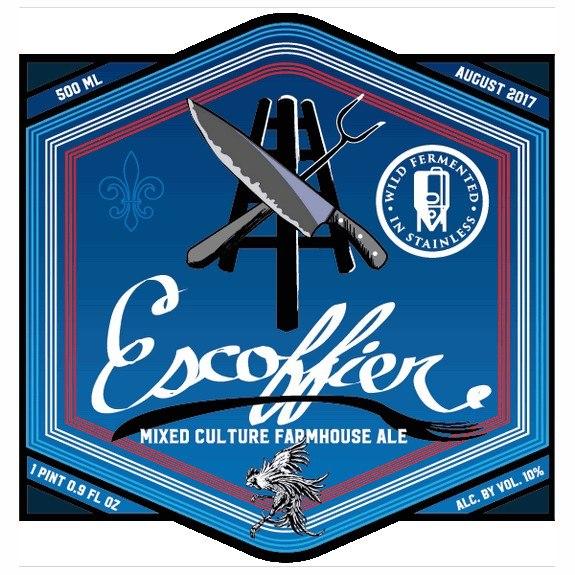 Brewery Vivant Escoffier 2017 BeerPulse
