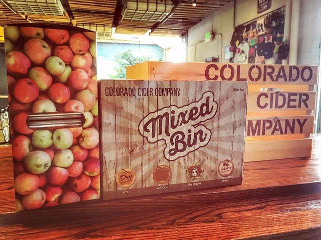 Colorado Cider Co Mixed Ban Cider BeerPulse