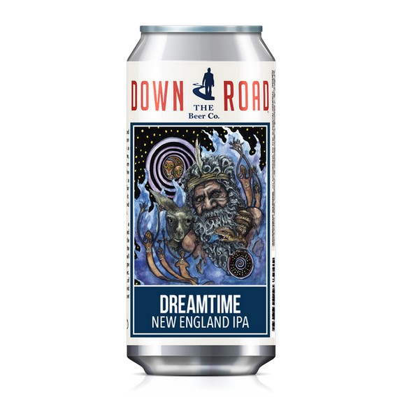 DTR Dreamtime New England IPA can BeerPulse