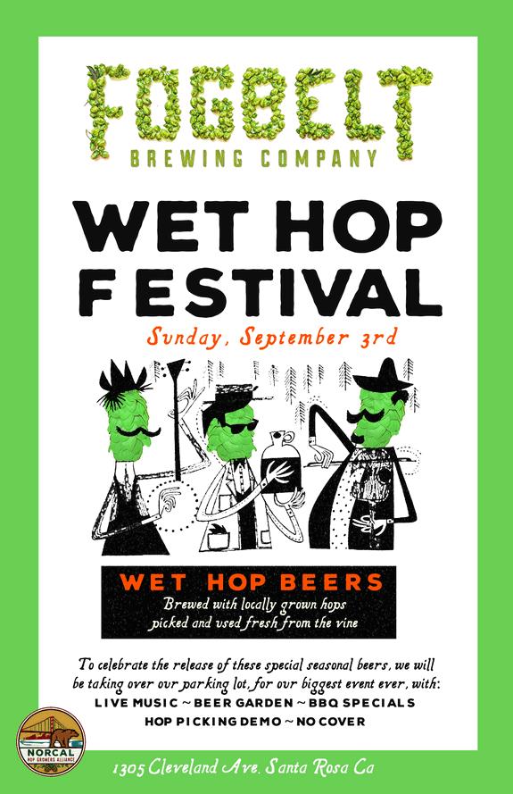 Fogbelt Wet Hop Festival 2017 BeerPulse