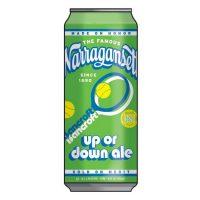 Narragansett Bancroft Up or Down Ale Rendering BeerPulse