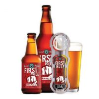 Ninkasi First Rule IPA BeerPulse bottles